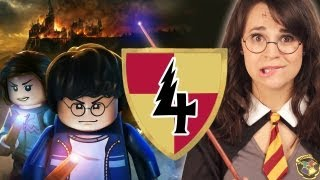 Lets Play Lego Harry Potter Years 5-7 - Part 4