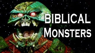 Top 10 Monsters in the Bible
