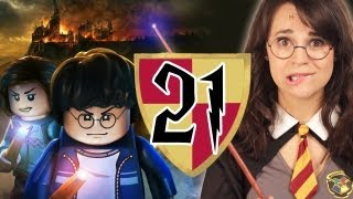 Lets Play Lego Harry Potter Years 5-7 - Part 21