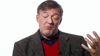 "Stephen Fry: ""An Uppy-Downy, Mood-Swingy Kind of Guy"""