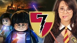 Lets Play Lego Harry Potter Years 5-7 - Part 7
