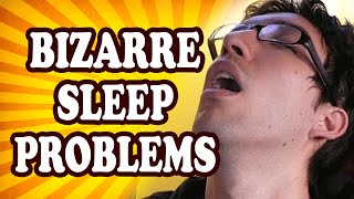 Top 10 Bizarre Sleep Disorders — TopTenzNet