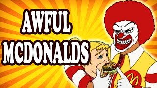 Top 10 Awful Facts About McDonalds — TopTenzNet