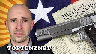 Top 10 Myths About Guns — TopTenzNet