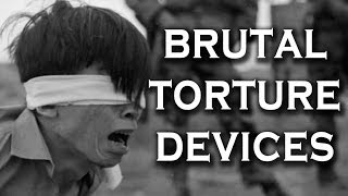 Top 10 Worst Medieval Torture Devices and  Methods