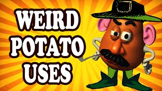 Top 10 Bizarre Uses for Potatoes — TopTenzNet