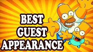 Top 10 Simpsons Guest Appearances — TopTenzNet