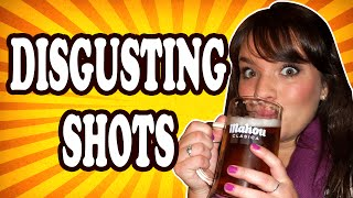 Top 10 Disgusting Shots — TopTenzNet