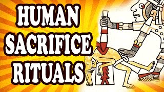 Top 10 Ancient Cultures That Practiced Ritual Human Sacrifice — TopTenzNet