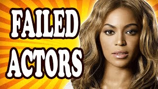 Top 10 Musicians With Failed Acting Careers — TopTenzNet
