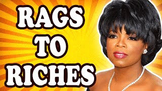 Top 10 Rags to Riches Stories — TopTenzNet
