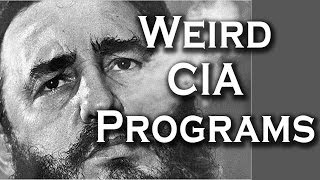 Top 10 Weird and Scary CIA Programs