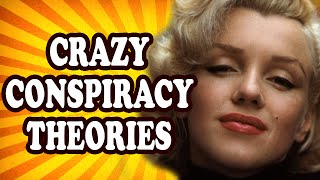 Top 10 Conspiracy Theories — TopTenzNet