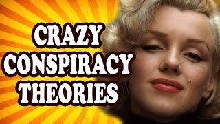 Top 10 Conspiracy Theories — TopTenzNet