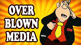 Top 10 Cases Of The Media Blowing Everything Out Of Proportion — TopTenzNet