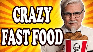 Top 10 Outrageous Fast Food Options (From All Around the World) — TopTenzNet