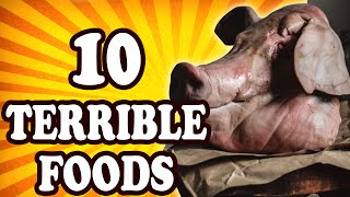 Top 10 Insane Foods That Make Eating Your Veggies As A Child Easy — TopTenzNet