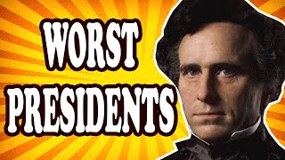 Top 10 Worst American Presidents — TopTenzNet
