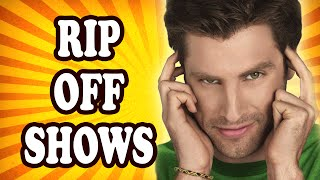 Top 10 TV Shows That Ripped Off Other TV Shows — TopTenzNet