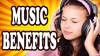 Top 10 Amazing Proven Health Benefits of Music — TopTenzNet