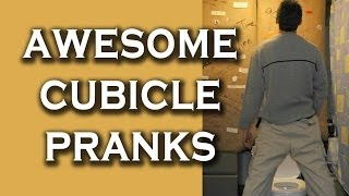 Top 10 Funny Pranks (in Cubicles)