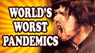 Top 10 Worst Pandemics — TopTenzNet