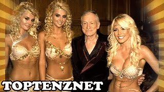 Top 10 Octogenarians Gone Wild — TopTenzNet