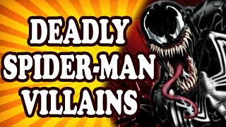 Top 10 Most Deadly Spider-Man Villains — TopTenzNet