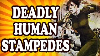 Top 10 Deadliest Human Stampedes — TopTenzNet