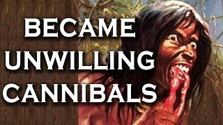 Top 10 People Forced to be Cannibals (including the man forced to eat his own ear!)