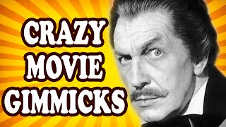 Top 10 Craziest Movie Gimmicks — TopTenzNet