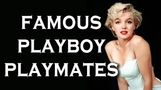 Top 10 Most Famous Playboy Playmates