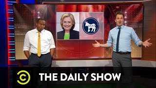 The Daily Show - 2/25/16 in :60 Seconds