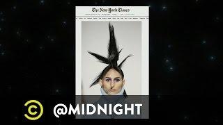 Tiffany Haddish, Theo Von, Andrew Santino - Fashion Weak - @midnight with Chris Hardwick
