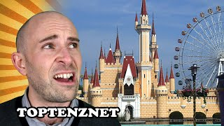 Top 10 Real Places Straight Out of a Nightmare — TopTenzNet