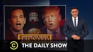The Daily Show - 2/29/16 in :60 Seconds