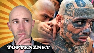 Top 10 Most Dangerous Gangs — TopTenzNet