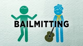 Bailmitting: Making Plans Knowing You're Gonna Bail