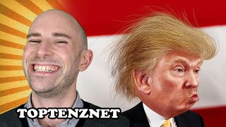Top 10 of the Stupidest Things Donald Trump has Said — TopTenzNet