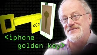 The Golden Key: FBI vs Apple iPhone - Computerphile