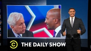 The Daily Show - Who's to Blame for the Ku Klux Klan?