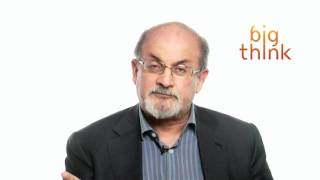 Salman Rushdie on Novel Writing