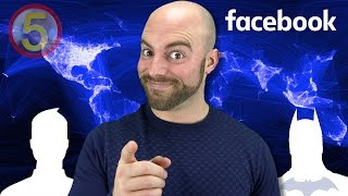 AMAZING Facts About Facebook You Never Knew!-Facts in 5
