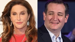 Caitlyn Jenner Wants To Work For President Ted Cruz