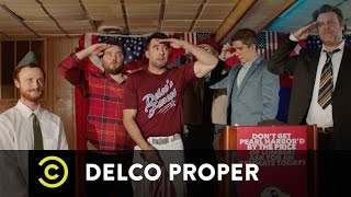 Delco Proper - For the Troops - Uncensored