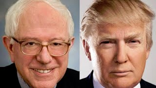 Trump Backed Out Of A Debate With Bernie Sanders
