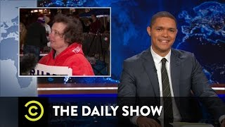 The Daily Show - 3/10/16 in :60 Seconds