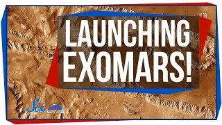 Launching ExoMars!