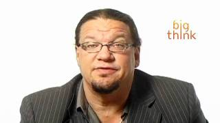 Penn Jillette: What Will Magic Be Like in the Future?