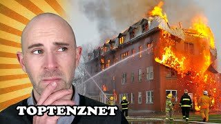 Top 10 Most Devastating Fires — TopTenzNet
